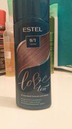 Оттеночный бальзам для волос Estel Love Ton 9/1 серебро