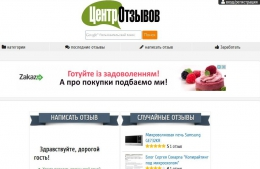 Сайт отзывов otzyv.co
