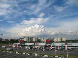Гипермаркет Реал в Братеево (Москва, Проектируемый № 5396 пр-д, вл. 15)