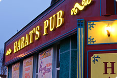 Бар Harat's Irish Pub (Самара, Дачная, д. 2)
