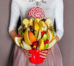 """Магазин фруктовых букетов """"Букеты Фрутто"""" (Санкт-Петербург, ул. Ефимова, д. 2)"""