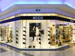 "Магазин обуви ""Ecco"" (Екатеринбург,  ул. Сулимова, д. 50, ТРЦ ""Парк Хаус"")"