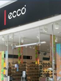Магазин обуви Ecco (Самара, ул. Дыбенко, д. 30, ТРК Космопорт)