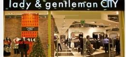 "Магазин одежды ""lady&gentelman CITY"" (Самара, ул. Дыбенко, д. 30, ТРК ""Космопорт"")"
