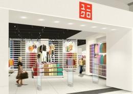 Магазин одежды Uniqlo в ТРК Атриум (Москва, ул. Земляной Вал, д. 33)
