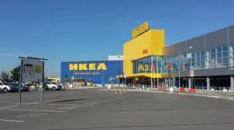 Магазин товаров для дома IKEA (Ленинградская обл., д. Кудрово, Мурманское ш., 12-й км, 1)