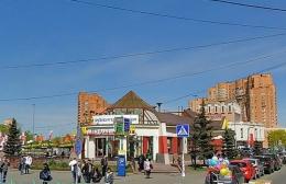 Макдоналдс в Кузьминках (Москва, ул. Зеленодольская, д. 38)