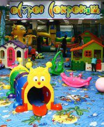 """Развлекательный центр для детей """"Остров сокровищ"""" (Чебоксары, ул. И. Яковлева, д.4б)"""