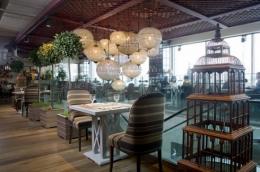 """Ресторан """"Балкон"""" (Москва, ТЦ Lotte Plaza)"""