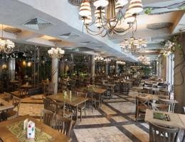 """Ресторан """"Грабли"""" на Войковской (Москва, пл. Ганецкого, д. 1)"""