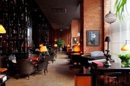 """Ресторан """"Mandarin Combustible"""" (Москва, Малый Черкасский переулок, д.2)"""