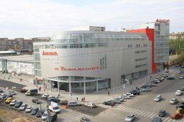 """Торгово-деловой центр """"Диамант на Комсомольской"""" ( Волгоград, Комсомольская, 3)"""