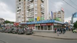 """Торговый комплекс """"Журавель"""" (Самара, ул. Спортивная, д. 5)"""
