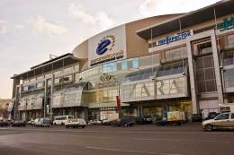 """Торговый центр """"Европейский"""" (Москва, пл. Киевского Вокзала, д. 2)"""