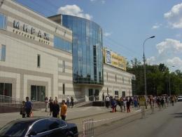Торговый центр Мираж в Кузьминках (Москва, Волгоградский просп., д. 125)