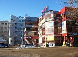 """Торговый центр """"Триумф"""" (Самара, ул. Спортивная, д. 20)"""