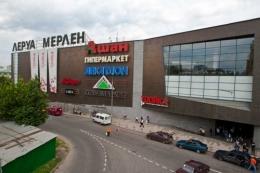 """Торговый центр """"Тройка"""" (Москва, ул. Верхняя Красносельская, д. 3а)"""