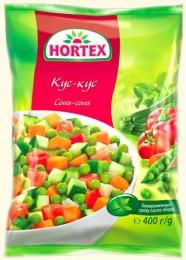 """Овощи замороженные Hortex """"Кус-кус"""""""