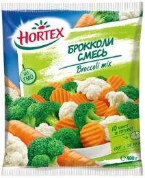 """Овощная смесь замороженная Hortex """"Брокколи смесь"""""""