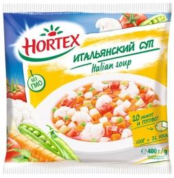 """Овощная смесь замороженная Hortex """"Итальянский суп"""""""