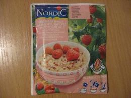 Овсяная каша моментального приготовления Nordic «Малина»