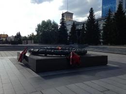 Вечный огонь (Россия, Челябинск)
