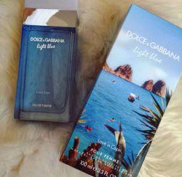 Парфюм Dolce & Gabbana Light Blue Love in Capri