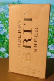 Туалетная вода Burberry Brit Sheer for Her