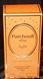 Парфюмерная вода Новая заря Patchouli d'or Light