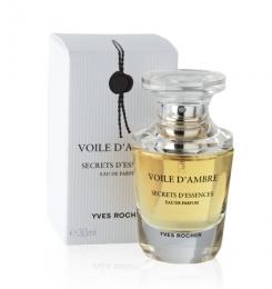 """Парфюмерная вода Yves Rocher Secrets D'essences """"Амбровая вуаль"""""""