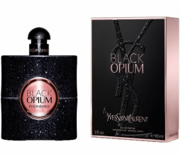 "Парфюмированная вода Yves Saint Laurent ""Black opium"""