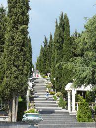 Парк Айвазовского (Крым, Партенит)