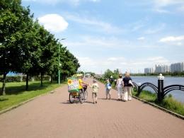 Парк имени 850-летия Москвы в Марьино (Москва)