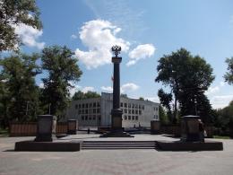 Парк патриотов (Воронеж)