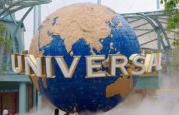 Парк развлечений Universal Studio на острове Сентоза (Сингапур)