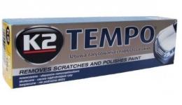 """Паста восковая для полировки кузова """"K2"""" Tempo"""