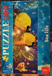 "Пазл ""Хатбер-М"" Sea Life Panorama 500 деталей"