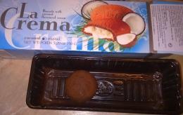 Печенье La Crema coconut original с кокосовым кремом