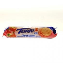 """Печенье сахарное """"Танго"""" Lord с начинкой со вкусом клубники"""