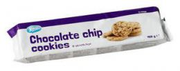 Печенье X-tra Chocolate chip cookies