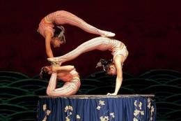 Пекинский цирк (Китай, Пекин)