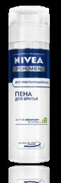 Пена для бритья Nivea For Men  для чувствительной кожи