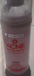 """Пенка для умывания """"Dr. Somchai"""" Acne foaming cleanser Salicylic acid for oily skin"""
