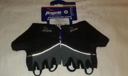 Перчатки Велосипедные Gloves Rogelli Del rio Сolour Biack/Antracite