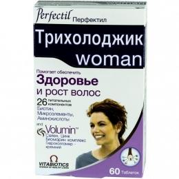 Биологически активная добавка Perfectil Vitabiotics Перфектил Трихолоджик woman
