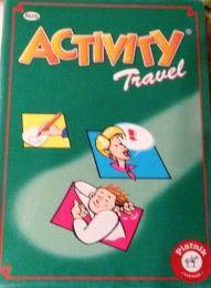 Настольная игра Activity Travel Piatnik