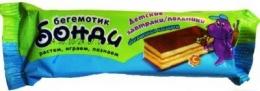 """Пирожное """"Бегемотик Бонди"""" обогащенное кальцием"""