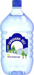 """Питьевая вода """"Шишкин лес"""""""