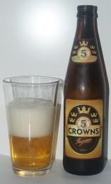Пиво 5 Crowns Premium