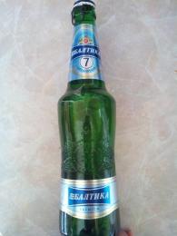 """Пиво """"Балтика"""" 7 Premium"""